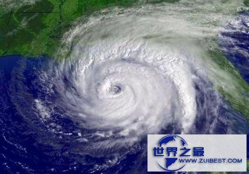 """1970年""""波罗""""飓风——50万人"""