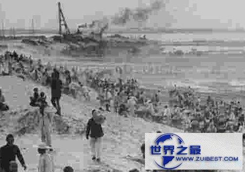 1931年中国水灾——40万至400万