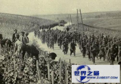 第一次世界大战——1700万人