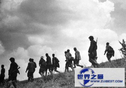 第二次世界大战——6000万人
