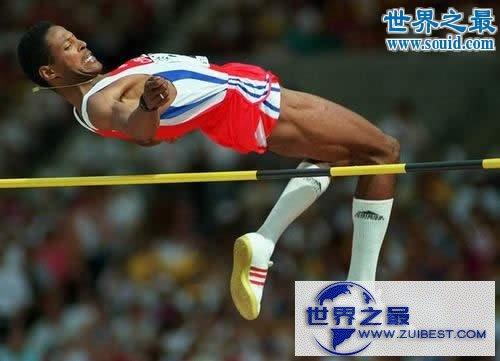 【图】最新跳高世界纪录,男子2.45米/女子2.09米