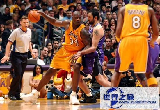 【图】关于NBA史上的状元之最,姚明是最高的状元