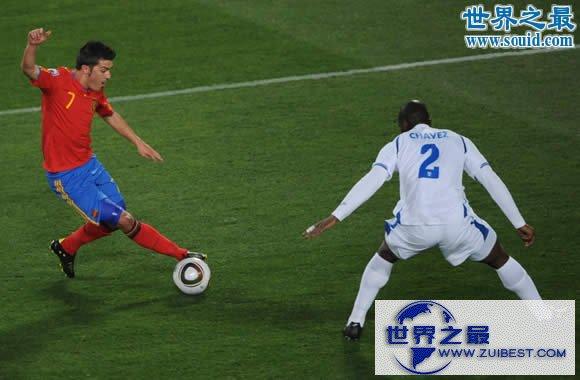 【图】关于足球运动的12个世界之最,最悬殊比赛17:0