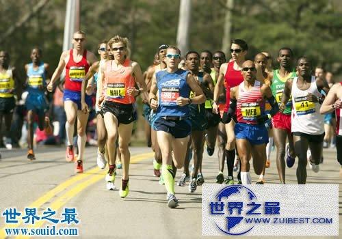 【图】男子马拉松世界纪录2时3分23秒,女子2时15分25秒