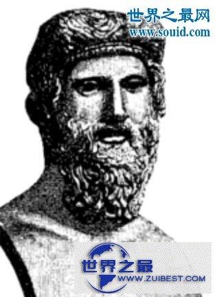 【图】奥运会第一个裁判,竟是由伊菲图斯国王亲自担