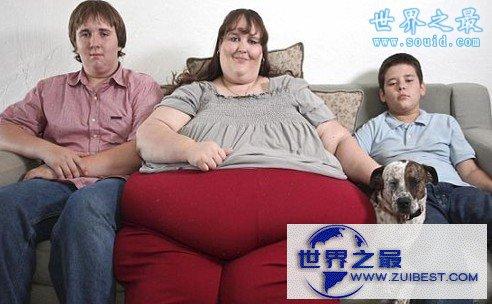 【图】世界上最胖的女人,体重达1400斤(图片)