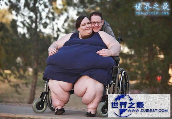 【图】世界上最胖的人1400斤,既然还要增肥(图)