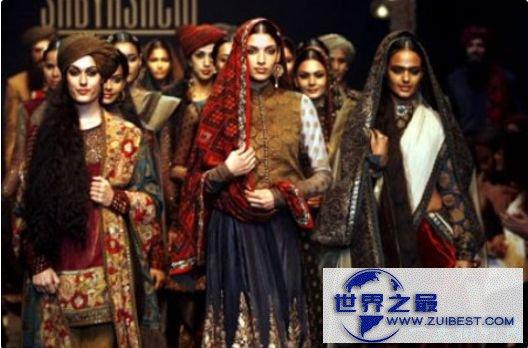 印度时装周