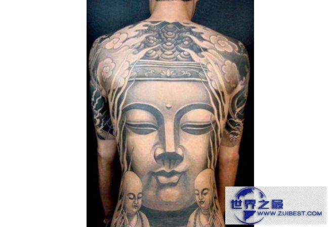 佛祖和菩萨