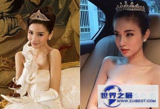 【图】泰国最美人妖poy穿中国龙袍,霸气超级大美女