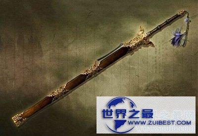 【图】拥有了倚天剑屠龙刀,你就能称霸武林?