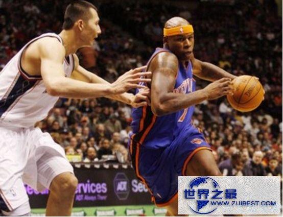 2009年12月31日篮网104-95尼克斯
