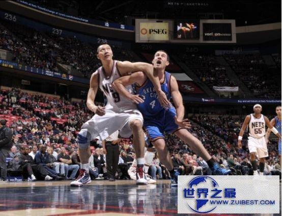 2009年12月29日篮网89-105雷霆