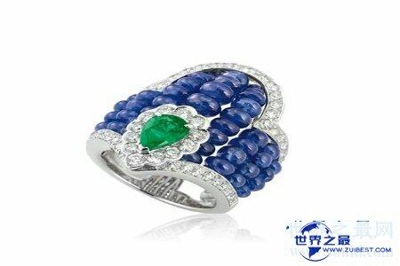 【图】喜欢珠宝的朋友们你们知道坦桑石吗 你了解多少