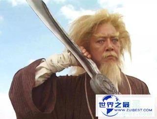 为什么都去抢屠龙刀而不是倚天剑?灭绝师太可不好惹