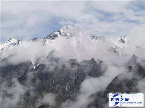 【图】世界第一高峰是哪座 珠穆朗玛峰当选其中
