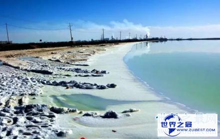 【图】宛如梦境般的察尔汗盐湖还有晶透的盐花耶