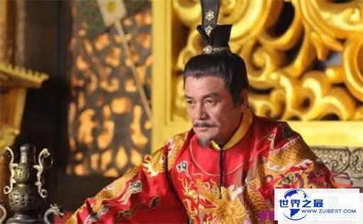 宇文化及狼子野心,杀杨广,夺萧太后,临死留下一句千古名言