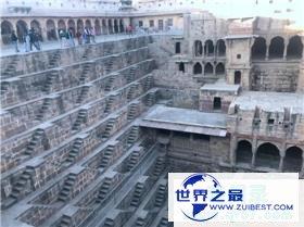 天竺游记第3天:印度斋普尔月亮水井、风之宫殿和老虎堡