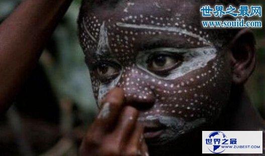 【图】世界上最原始的部落,俾格米人(8岁性生存/母乳