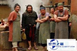 中国现代三大黑帮:盐帮、洪门、漕帮