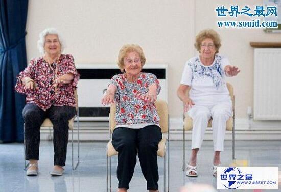 【图】世界上最老的健言教练,99岁老太太所罗门米妮