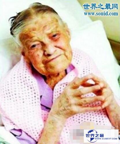 【图】世上最老的处女,单身105年没有性生存