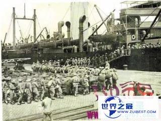 中国劳工:第一次世界大战中一支曾经战役在欧洲的顺便军团!