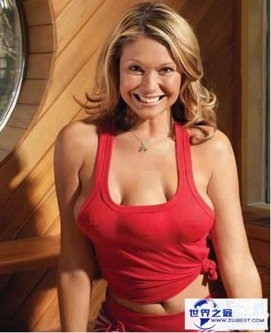 【图】世界上乳房最多的人,4个乳房的超级美女(图)