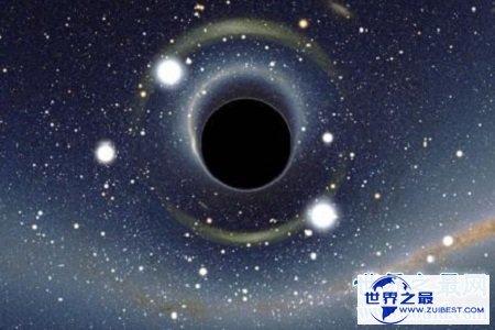 【图】宇宙中做大的黑洞到底有多大呢它是怎么构成的