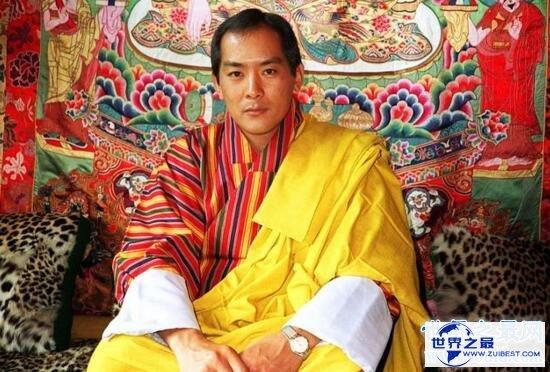 【图】第五代不丹国王旺楚克,世界上最帅最年轻的国