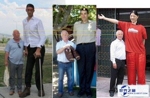 【图】世界最高的女人姚德芬,身高2米36(世界纪录保持