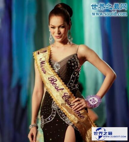【图】泰国最美人妖排行榜,身体妖娆媚人比女人还美
