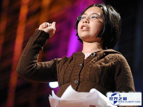 【图】世界上最聪明的孩子,邹奇奇(8岁出书/讥刺小布