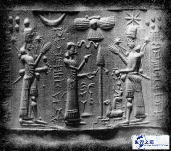 【图】世界上最早的文化,苏美尔文化(文字是苏美尔人