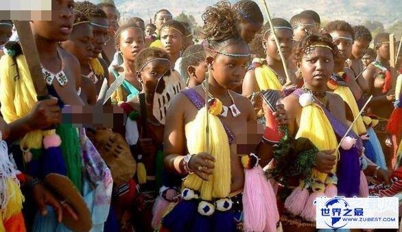 【图】世界最开放的非洲女人,这里很容易沾上艾滋病