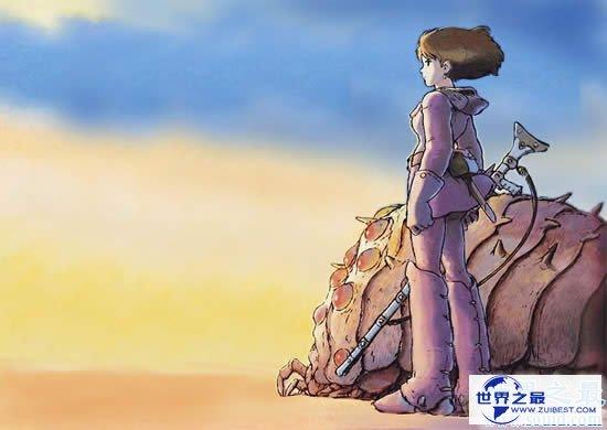 【图】宫崎骏十大动画电影,千与千寻/风之谷(千古经典
