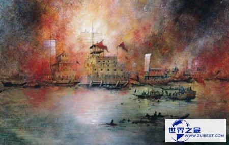 三国历史上的十大憾事:关羽大意失荆州