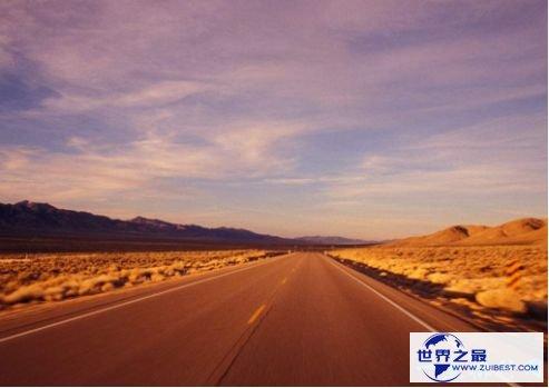 美国50号公路沿途风景