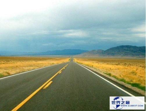 美国最孤单的公路 美国50号公路通往奥秘死亡谷