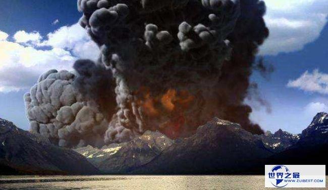 世界上最恐惧的超级火山 随时能够迸发的黄石公园