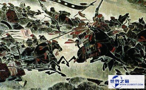 汉武帝期间征战不休