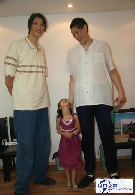 【图】亚洲第一伟人黄长求,身高2米4像出租本人赚钱