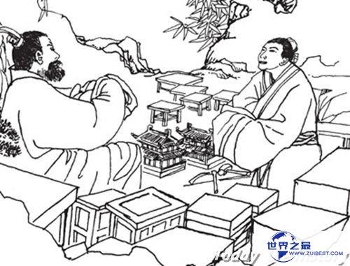 【鲁班学艺】鲁班发明了什么?鲁班学艺的故事