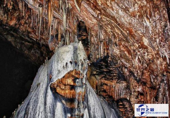 世界上最大的岩洞 人眼只能看到非常之一