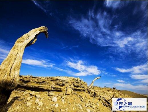 10.罗布泊——死亡之海