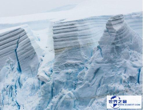 3.世界上冰雪量最多的大陆