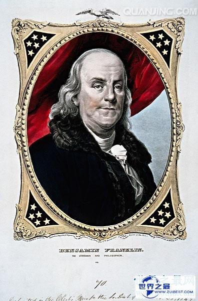 【图】本杰明·富兰克林,华盛顿此生最敬仰的男人