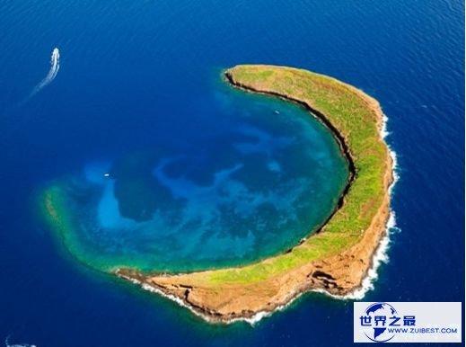 10.夏威夷月亮岛