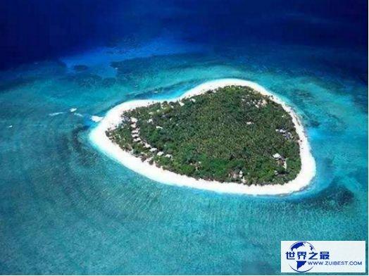 7.塔法卢阿心形岛